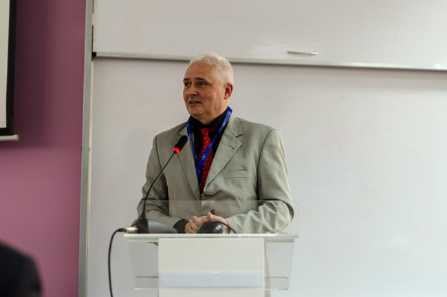 Uvodničar prof. dr Ivan Beker