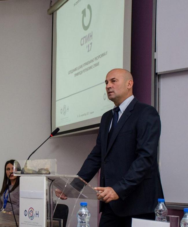 Otvaranje prof. dr Dragan Vasiljević